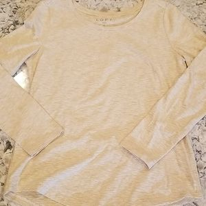 LOFT Long sleeve tee shirt